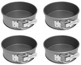 "Wmf Set-of-Four Specialty 4.5"" Springform Pans"