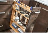 Rev-A-Shelf® Base Cabinet Pullout Utensil Base Organizer in Natural