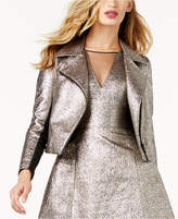 Sachin + Babi Sb by Metallic Moto Jacket, Created for Macy's