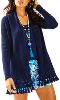 Lilly Pulitzer Martinique Fringe Cardigan