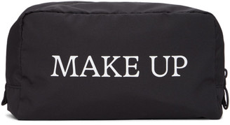 Off-White Black and White Make Up Pouch