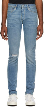 Rag & Bone Blue Fit 1 Fire Island Jeans