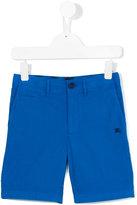 Burberry casual shorts - kids - Cotton - 5 yrs