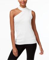 Calvin Klein One-Shoulder Sweater