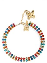 Rodarte Women's Rainbow Crystal Choker (Nordstrom Exclusive)
