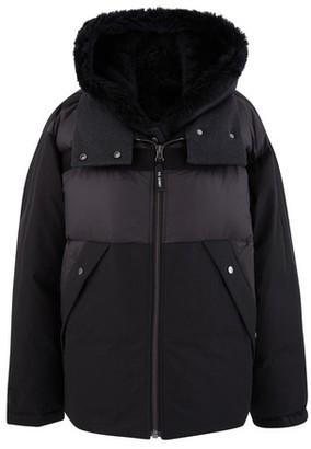 Yves Salomon Short coat