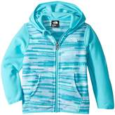 The North Face Kids - Glacier Full Zip Hoodie Girl's Sweatshirt