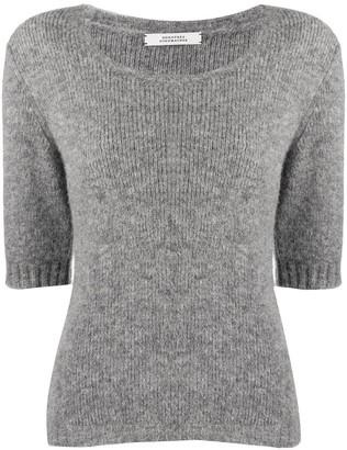 Dorothee Schumacher Knitted Short-Sleeved Jumper