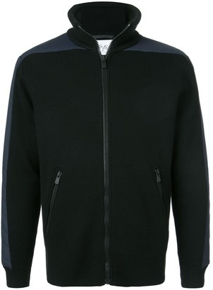 Aztech Mountain Contrast Side Panel Knit Jacket