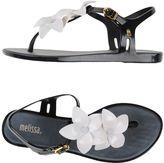 Melissa Thong sandals