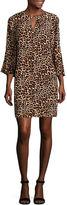 A.N.A a.n.a Pattern Shift Dress