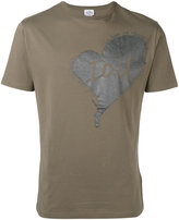 Vivienne Westwood Man - heart print T-shirt - men - Cotton - M