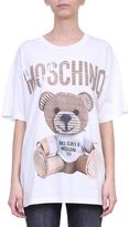 Moschino Bear Oversized Cotton T-shirt