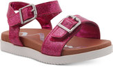 Nina Jacklin Ankle-Strap Sandals, Toddler Girls (4.5-10.5) & Little Girls (11-3)