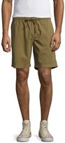 Faherty Elastic Waist Shorts