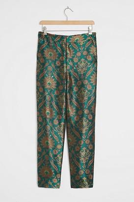 Maeve Melyssa Jacquard Trousers