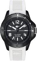 Lacoste Men's Fidji White Watch