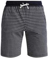 Schiesser Mix&relax Pyjama Bottoms Dunkelblau