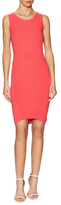 Karen Millen Ripple Stitch Dress