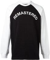 Hood by Air Remastered sweatshirt