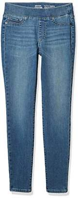 Amazon Essentials New Pull-on Jegging Jeans, Light Wash