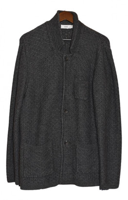 Closed Anthracite Wool Jackets