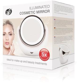Rio Illuminated 1 & 5x Magnifying Cosmetic. Make-up and Vanity Mirror