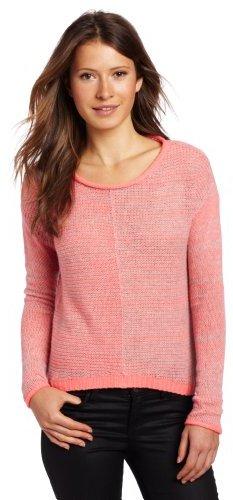Rebecca Taylor Women's Cashmere Marl Pullover Sweater