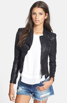 Blank NYC Women's Blanknyc Faux Leather Jacket