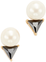 Kate Spade Bright Ideas Triangle Stud Earrings