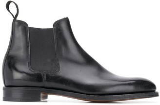 John Lobb Elasticated Panel Boots