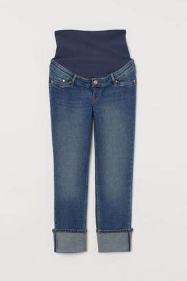 H&M MAMA Straight Jeans