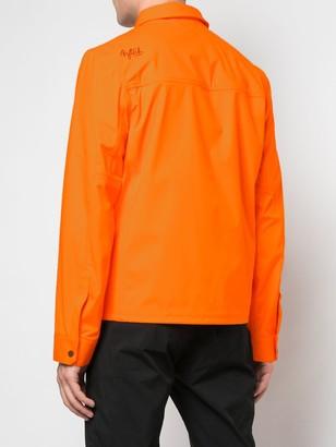 Aztech Mountain Ajax rain jacket