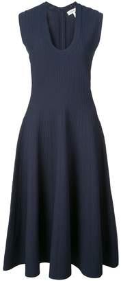 Casasola ribbed flared dress