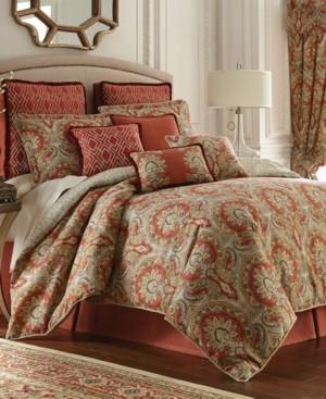 Rose Tree Harrogate 4pc queen comforter set Bedding