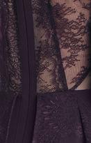 BCBGMAXAZRIA Whitley Sleeveless Peplum Dress