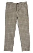 Toddler Boy's Wild & Gorgeous Plaid Trousers