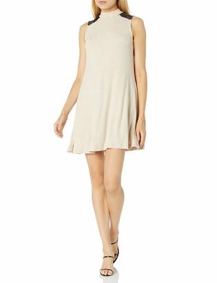 GUESS Women's Sleeveless Joyce Sexy Rib Day Dress