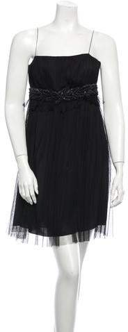 Andrew Gn Tulle Cocktail Dress w/ Tags