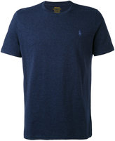 Polo Ralph Lauren logo embroidered T-shirt - men - Cotton - S