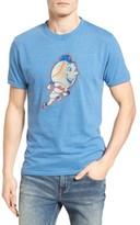 American Needle Men's Hillwood New York Mets T-Shirt