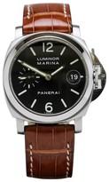 Panerai Luminor Marina PAM 48 Stainless Steel Automatic 40mm Mens Watch