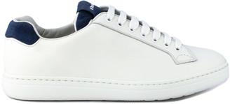 Church's Churchs Classic Sneaker White Leather