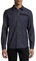 G Star Casual Cotton Denim Shirt