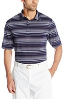 Cutter & Buck Men's CB Drytec Radient Stripe Polo