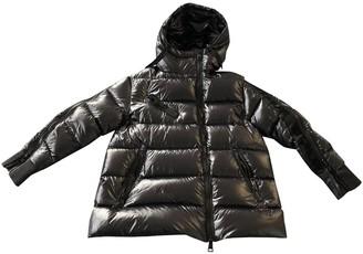Valextra Moncler Genius Moncler n2 1952 + Black Synthetic Coats