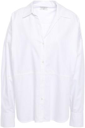 Sandro Cotton-twill Shirt
