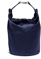 Creatures of Comfort 'Twist' mini satin bag