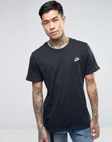 Nike Futura T-shirt In Black 827021-010