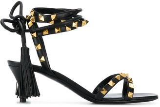 Valentino Rockstud 65mm sandals